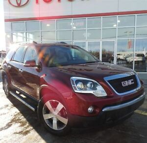 2010 GMC Acadia - $1000 CASH BACK IF PURCHASED BEFORE 5PM MAR 18