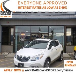 2013 Buick Encore *EVERYONE APPROVED* APPLY NOW DRIVE NOW.