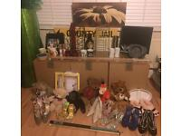 Joblot of various carboot or seller items