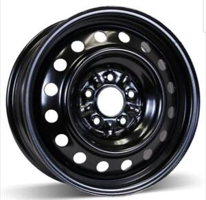 Winter steel wheels NEW 16  17  and 18 all models !