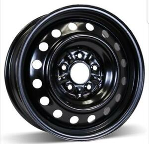 "Winter steel wheels NEW 16""  17""  and 18"" all models !"