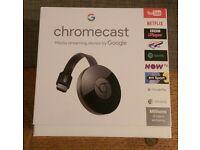 Google Chromecast 2 NEW in Box