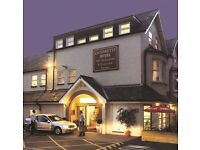 Full-Time Permanent Chef de Partie needed at Antoinette Hotel in Kingston - Excellent Salary!