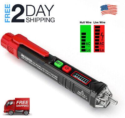 Ac Voltage Test Pencil Voltage Detector Sensitivity Electric Compact Pen