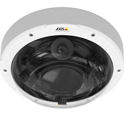 Axis P3707-pe 0815-001 Poe 1080p 8 Mp 360 Multi-sensor Network Camera
