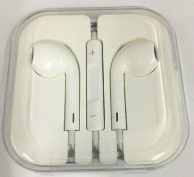 LIMITED SALE! SEALED APPLE HEADPHONES - FOR IPHONES- IPADS - IPODS - FAST POST