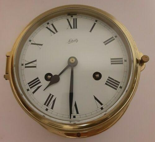 Vintage Schatz Bulk Head Clock