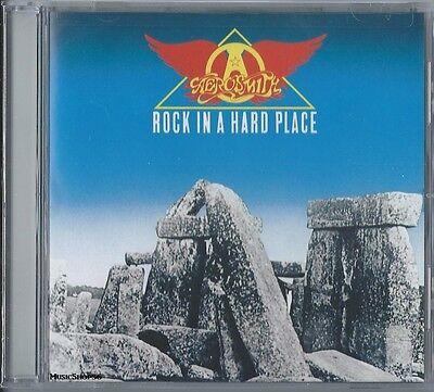 Aerosmith   Rock In A Hard Place   Hard Rock Music Cd