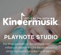 Kindermusik for Ages 2 & 3