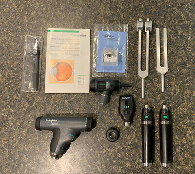 Welch Allyn Diagnostic Lithium Smart Set Panoptic Ophthalmoscope