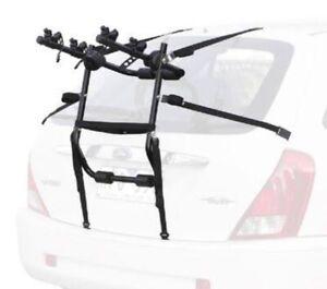 Bike carrier for hatchback