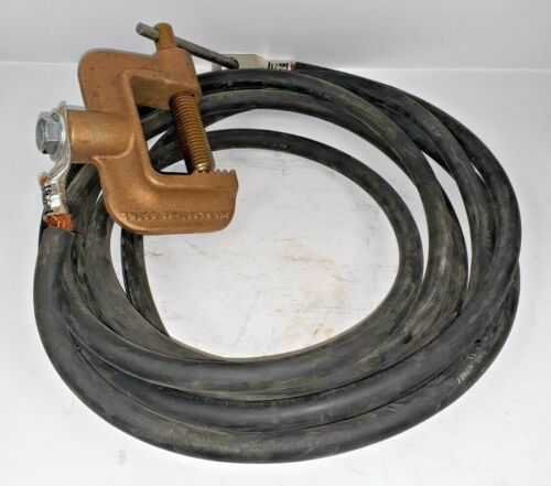 GROUNDING WELDING CLAMP AND 15