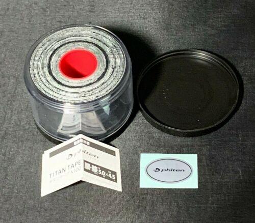 Phiten Titan Titanium Tape 5.0cm x 4.5m