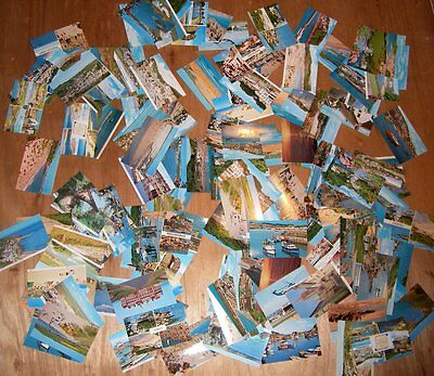 Bulk / Job lots of postcards for competitions or whatever you want - 1000 cards