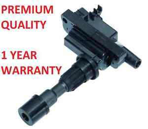 2 X Ford Laser Ignition Coil 323 BJ Premacy CP MX5 KQ FP FS 1.8L Plumpton Blacktown Area Preview
