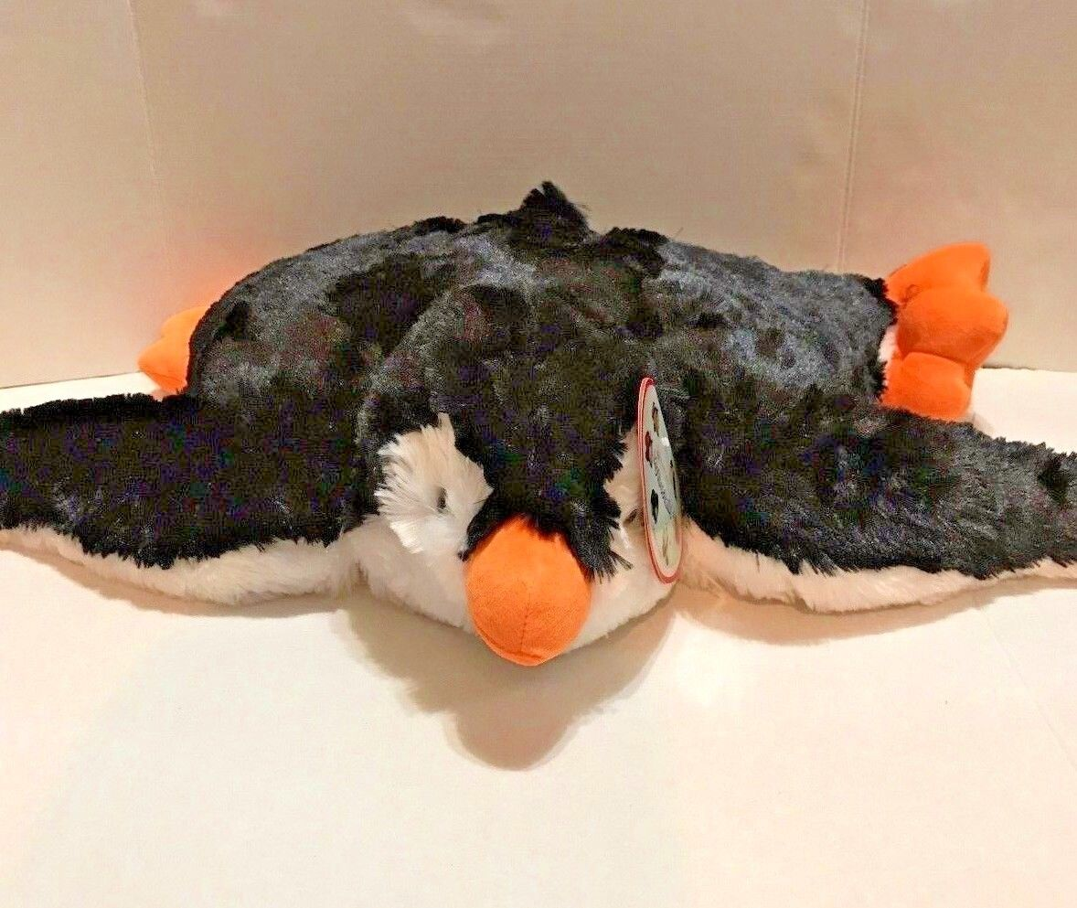 Penguin Pillow Animal Pets Stuffed, 18'' inch - Fast Shippin