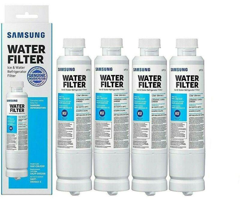 Genuine Samsung DA29-00020B HAF-CIN/EXP Refrigerator Fresh Water Filter