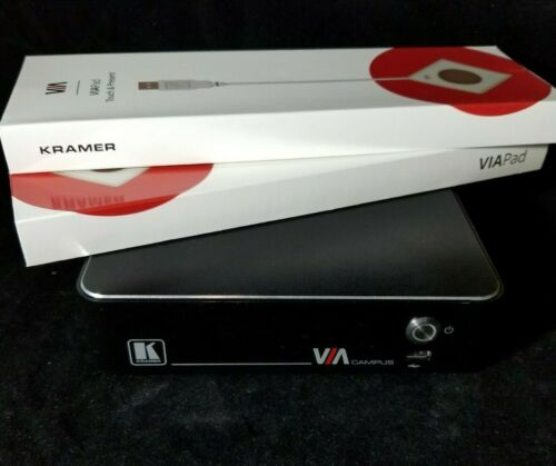 VIA-CAMPUS Kramer Wireless Presentation Device Comes With 2 Kramer Pads