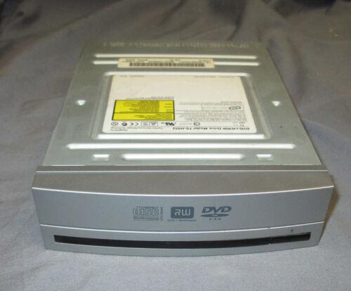 Toshiba Samsung DVD+/-R/RW Drive IDE Model TS-H552 Silver April 2005 WORKS