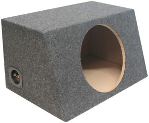 Sealed-12-Inch-Car-Audio-Hatch-Subwoofer-Enclosure-Bass-Speaker-Sub-Box