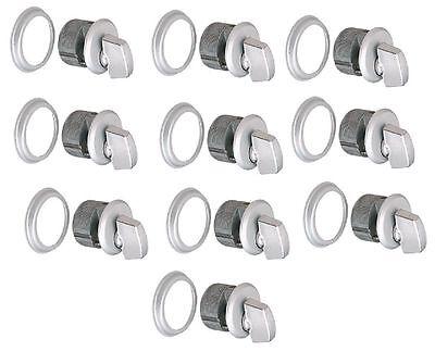 10 Ilco Thumbturn Mortise Cylinders 4 Adams Rite Storefront Locks. Locksmith A