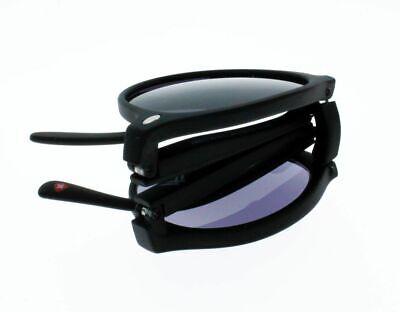 Gafas de Lectura Solar Lupa Redondo Montana Mixto Plegable MR66 PEQUEÑO Negro