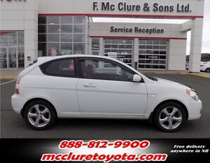 2011 Hyundai Accent Winter tires included