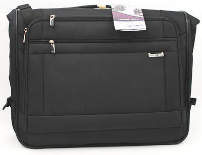 Samsonite Solyte Softside Ultra Valet Carrying-On Garment Bag, Black