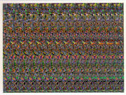 Magic Eye Poster
