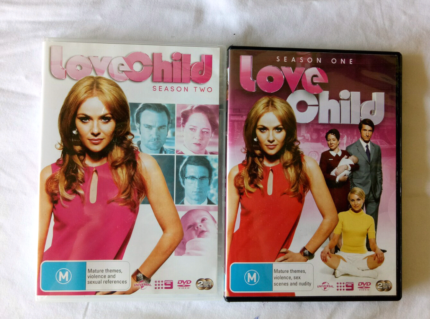 Love Child complete seasons 1 + 2