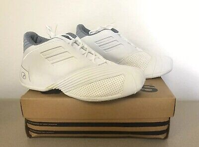 Adidas TMac 1 OG Vintage Men's Basketball Shoes White/White 676152 Size 13 for sale  Shipping to Canada