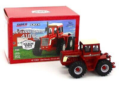 2020 NFTM ED 1:64 ERTL *INTERNATIONAL* Model 4186 4WD Tractor w/3PT *NIB*