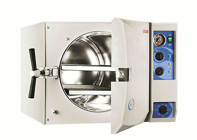 Brand New Tuttnauer 3870m Large Capacity Manual Autoclave Medical Or Dental