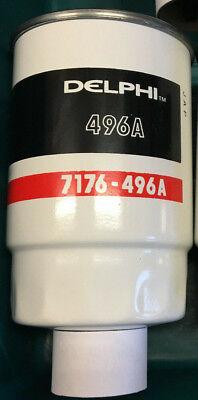 Delphi Kraftstofffilter Dieselfilter HDF496 vergleichbar mit Bosch 1457434184