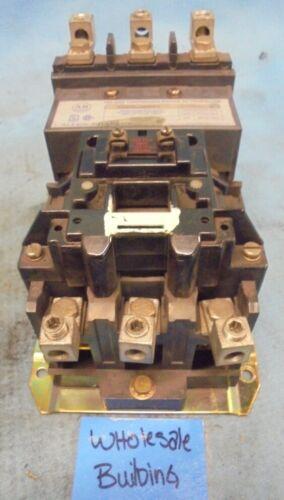 A-B ALLEN BRADLEY 500FL-DOD93 SER. A LIGHTING CONTACTOR, 600 VAC, 100 AMPS