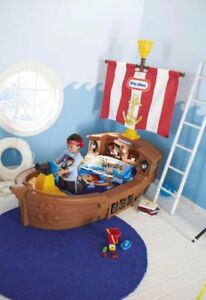 Marvelous Jake And The Neverland Pirateu0027s Toddler Bed