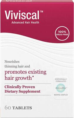 Advanced Hair Health, Viviscal, 60 tablet exp 04/23+