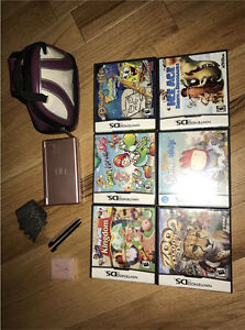 DS lite & R4 Card (unlimited games!)