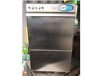 Classeq Eco 1 Commercial glass washer bar / restaurant Dishwasher