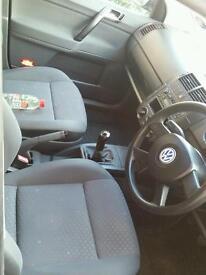 Volkeswagan 1.2 s (a/c) 5 Doors Black