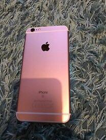 IPhone 6s 64gb Rose Gold Unlocked!