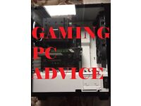 Gaming PC Advice - Assistance in choosing the right PC for you!