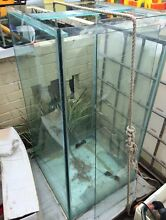 Fish tank with cracked base Girrawheen Wanneroo Area Preview