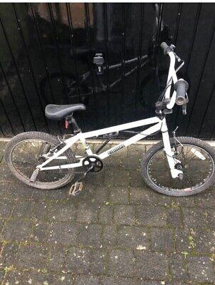 Diamondback White BMX bike