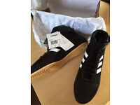 Unisex Adidas Havoc Wrestling Shoe size 6 (new)