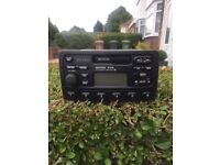 Ford focus stereo 5000 RDS