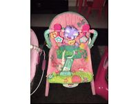 Fisher price rocker (immaculate condition)