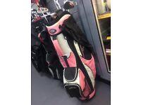 Pink Golfgirl Set