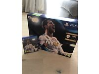 Boxed/Unopened PlayStation 4 and FIFA18