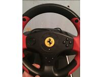 Thrustmaster Ferrari Racing Wheel Red Legend Edition - Cable - Pc